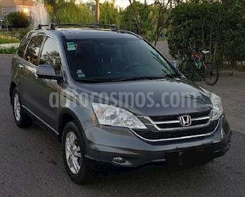 Foto venta Auto Usado Honda CR-V EX L 4x4 Aut (2010) color Gris Metalico precio $395.900