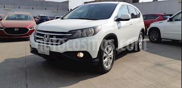 Foto venta Auto usado Honda CR-V EX Premium (2014) color Blanco Marfil precio $245,000