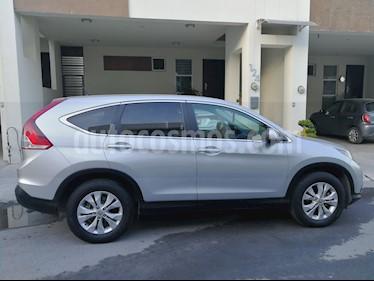 Foto venta Auto usado Honda CR-V EX Premium (2014) color Plata precio $260,000