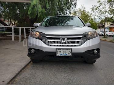 foto Honda CR-V EX Premium usado (2014) color Plata Diamante precio $235,000