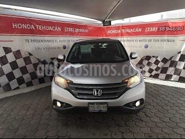 Foto venta Auto usado Honda CR-V EX Premium (2014) color Plata Diamante precio $245,000