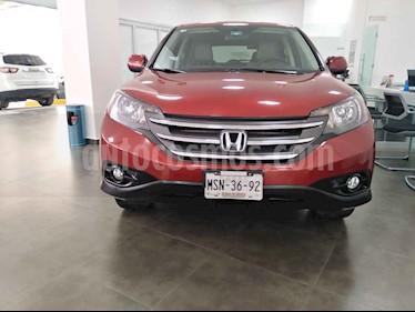 Foto venta Auto usado Honda CR-V EX Premium (2014) color Rojo precio $235,000