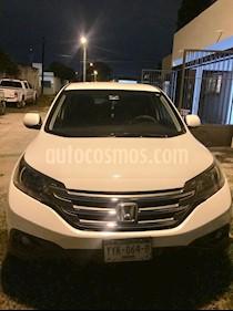 Foto venta Auto Seminuevo Honda CR-V EX Premium (2013) color Blanco Marfil precio $220,000