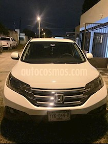 Foto venta Auto usado Honda CR-V EX Premium (2013) color Blanco Marfil precio $220,000