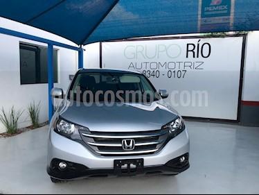 Foto venta Auto usado Honda CR-V EX (2013) color Plata precio $216,000