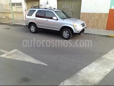 Foto Honda CR-V EX usado (2004) color Plata precio $105,000
