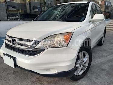 Foto venta Auto usado Honda CR-V EX (2011) color Blanco precio $185,000