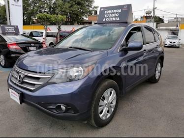 Foto venta Auto usado Honda CR-V EX (2013) color Azul Brillante precio $225,000