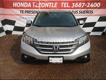 Foto venta Auto Seminuevo Honda CR-V EX (2012) color Plata precio $205,000