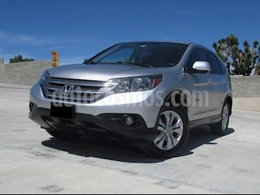 Foto venta Auto usado Honda CR-V EX (2013) color Plata Diamante precio $235,000