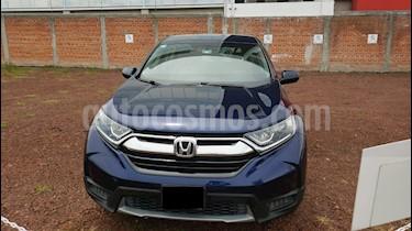 Foto venta Auto usado Honda CR-V EX (2018) color Azul Oscuro precio $330,000