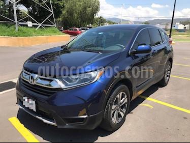 Honda CR-V EX usado (2018) color Azul precio $399,000