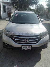foto Honda CR-V EX usado (2012) color Plata precio $235,000
