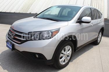 Foto venta Auto usado Honda CR-V EX (2014) color Plata precio $229,000