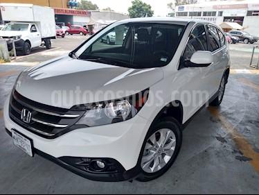 Honda CR-V EX usado (2014) color Blanco Marfil precio $248,000
