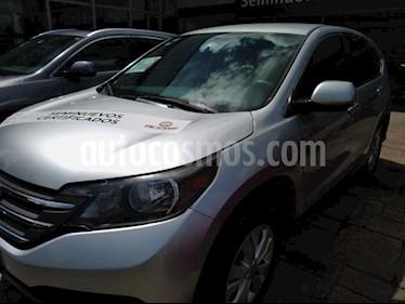 Foto Honda CR-V EX usado (2014) color Plata precio $269,000