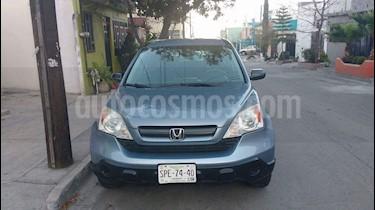 Foto Honda CR-V EX usado (2007) color Azul precio $130,000