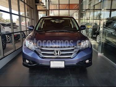 Foto venta Auto usado Honda CR-V EX (2013) color Azul Brillante precio $223,000