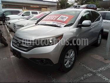Foto venta Auto Seminuevo Honda CR-V EX (2014) color Gris Plata  precio $249,000
