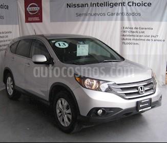Foto venta Auto usado Honda CR-V EX (2013) color Plata precio $215,000