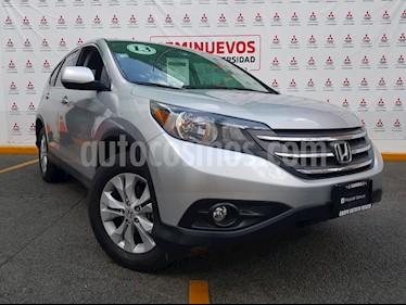 Foto venta Auto usado Honda CR-V EX (2013) color Plata Diamante precio $229,000