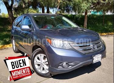 Foto venta Auto Seminuevo Honda CR-V EX (2012) color Azul precio $220,000