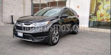 Foto venta Auto usado Honda CR-V EX (2018) color Negro Cristal precio $390,000