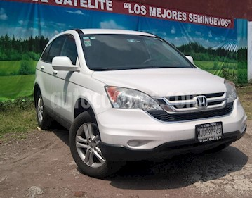 Foto venta Auto Seminuevo Honda CR-V EX (2011) color Blanco precio $189,000