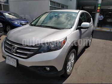 Honda CR-V EX usado (2014) color Plata Diamante precio $240,000
