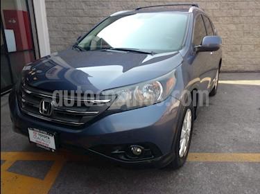 Foto venta Auto usado Honda CR-V EX (2012) color Azul precio $228,000