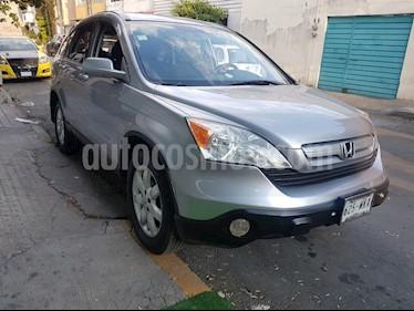 Foto venta Auto usado Honda CR-V EX (2007) color Plata precio $122,000