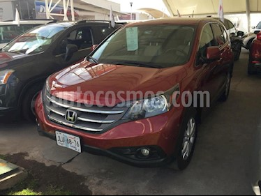 Foto venta Auto Seminuevo Honda CR-V EX (2014) color Marron precio $269,000