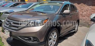 Foto venta Auto usado Honda CR-V EX (2013) color Cafe precio $245,000