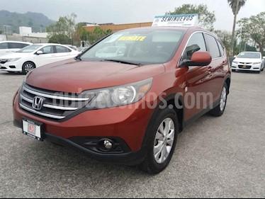 Foto venta Auto usado Honda CR-V EX (2014) color Rojo precio $210,000