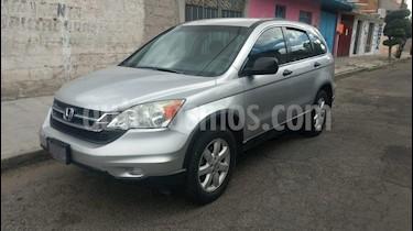 Foto venta Auto usado Honda CR-V EX (2011) color Plata precio $170,000