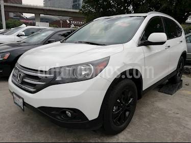 foto Honda CR-V EXL 2.4L (156Hp) usado (2012) color Blanco precio $199,900