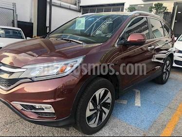Foto Honda CR-V EXL 2.4L (156Hp) usado (2015) color Cafe precio $275,000