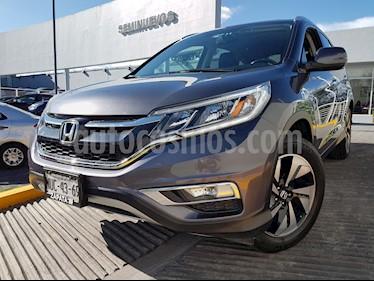 foto Honda CR-V EXL 2.4L (156Hp) usado (2015) color Gris Plata  precio $309,000