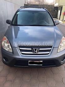 Foto venta Auto usado Honda CR-V EXL 2.4L (156Hp) (2006) color Gris precio $115,000