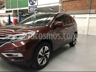 Foto venta Auto usado Honda CR-V EXL 2.4L (156Hp) (2015) color Cafe precio $279,000