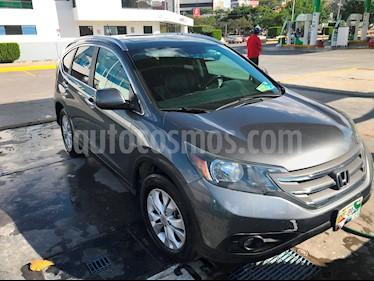 Foto Honda CR-V EXL 2.4L (166Hp) usado (2012) color Gris precio $207,000