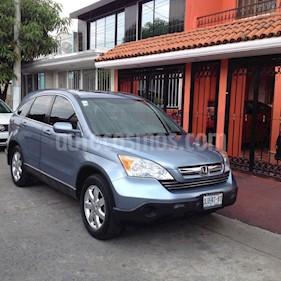 Foto venta Auto usado Honda CR-V EXL 2.4L (166Hp) (2007) color Azul precio $135,000