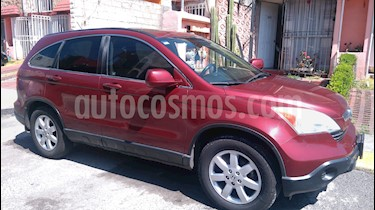 Foto Honda CR-V EXL 2.4L (166Hp) usado (2008) color Rojo precio $150,000