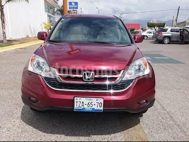 Foto venta Auto usado Honda CR-V EXL 2.4L (166Hp) (2011) color Rojo Granate precio $169,500