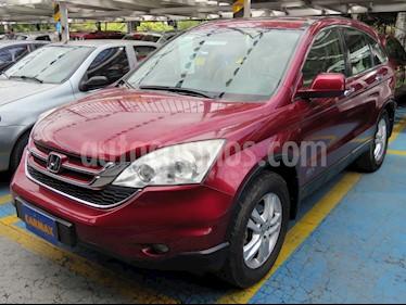 foto Honda CR-V EXL 2.4L Aut usado (2011) color Rojo precio $45.900.000