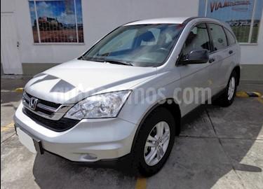 Foto venta Carro usado Honda CR-V EXL 2.4L Aut (2011) color Plata precio $35.000.000