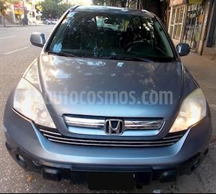 Foto venta Auto usado Honda CR-V EXL 4x4 Aut (170CV) (2008) color Azul precio $396.500