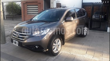 Foto venta Auto usado Honda CR-V EXL 4x4 Aut (2014) color Marron precio $1.350.000