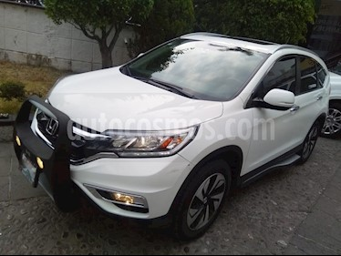 Foto venta Auto usado Honda CR-V EXL Navi 4WD (2016) color Blanco Marfil precio $340,000