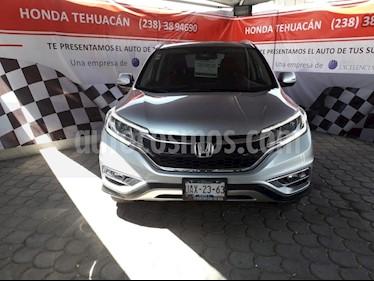 Foto venta Auto usado Honda CR-V EXL Navi 4WD (2016) color Plata Diamante precio $305,000